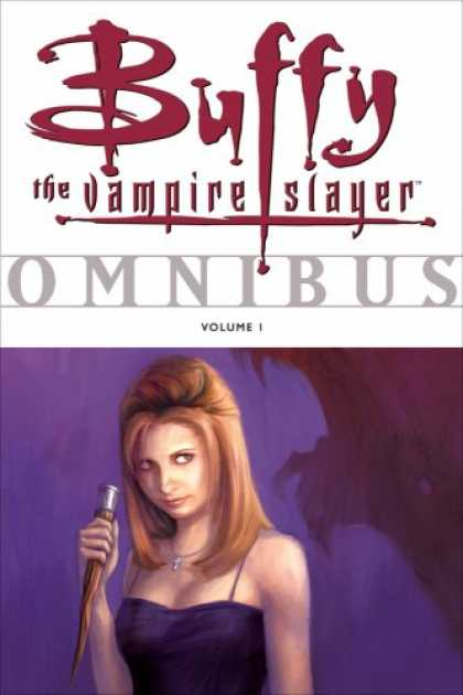 Buffy the Vampire Slayer Books - Buffy the Vampire Slayer Omnibus, Vol. 1