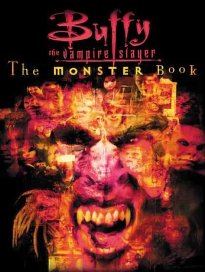 Buffy the Vampire Slayer Books - The Monster Book