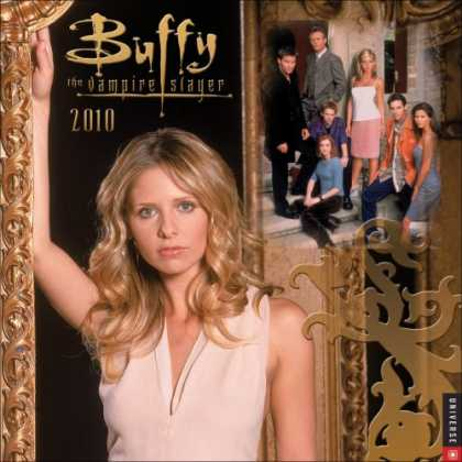 Buffy the Vampire Slayer Books - Buffy the Vampire Slayer: 2010 Wall Calendar
