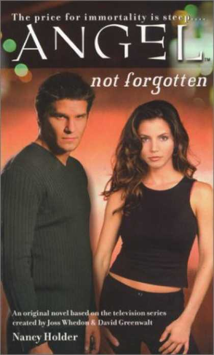 Buffy the Vampire Slayer Books - Not Forgotten (Angel)