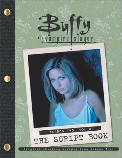 Buffy the Vampire Slayer Books - Buffy the Vampire Slayer: The Script Book, Season Two, Volume 2