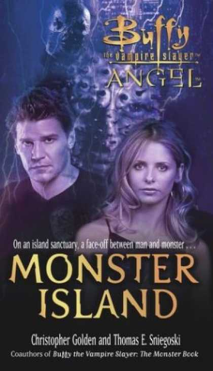 Buffy the Vampire Slayer Books - Monster Island (Buffy the Vampire SlayerAngel)