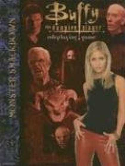 Buffy the Vampire Slayer Books - Buffy the Vampire Slayer: Monster Smackdown (Buffy RPG)