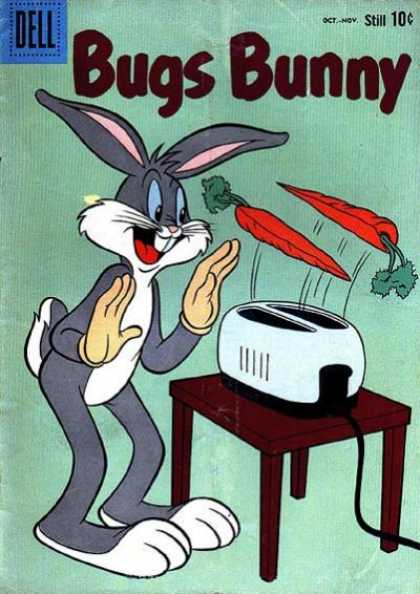 Bugs Bunny 75 - Carrots - Toaster
