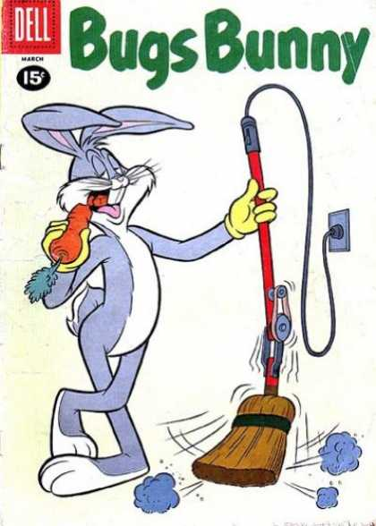 Bugs Bunny 77 - Broom