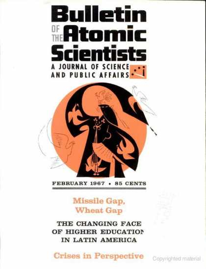Bulletin of the Atomic Scientists - February 1967