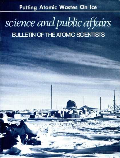 Bulletin of the Atomic Scientists - January 1973