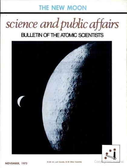 Bulletin of the Atomic Scientists - November 1973