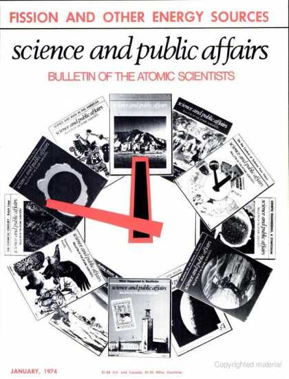 Bulletin of the Atomic Scientists - January 1974