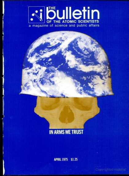 Bulletin of the Atomic Scientists - April 1975