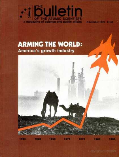 Bulletin of the Atomic Scientists - November 1976