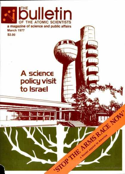Bulletin of the Atomic Scientists - March 1977