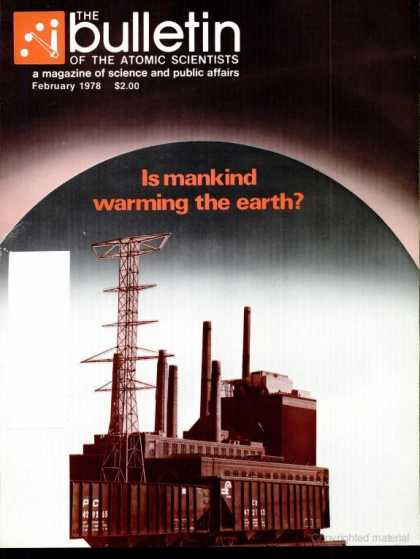 Bulletin of the Atomic Scientists - February 1978