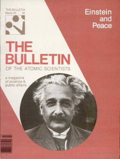 Bulletin of the Atomic Scientists - March 1979