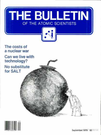 Bulletin of the Atomic Scientists - September 1979