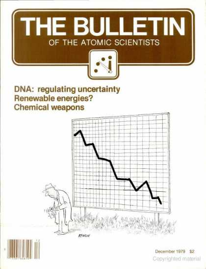 Bulletin of the Atomic Scientists - December 1979