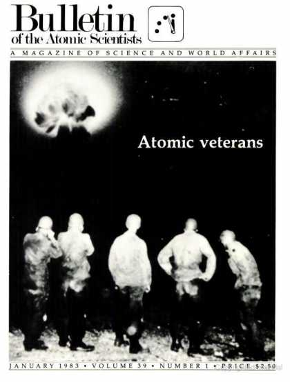Bulletin of the Atomic Scientists - January 1983