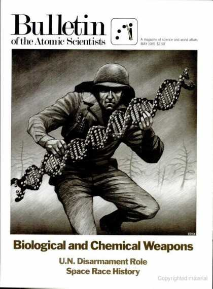Bulletin of the Atomic Scientists - May 1985