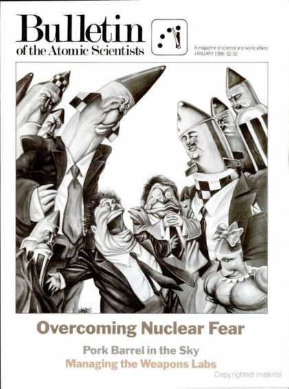 Bulletin of the Atomic Scientists - January 1986