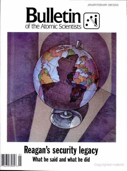 Bulletin of the Atomic Scientists - January 1989