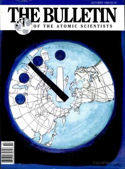Bulletin of the Atomic Scientists - October 1989
