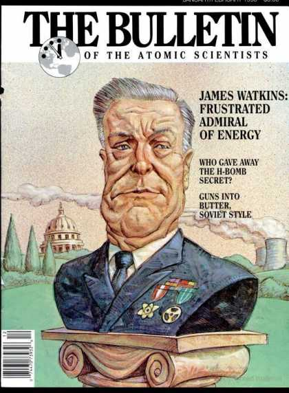 Bulletin of the Atomic Scientists - January 1990