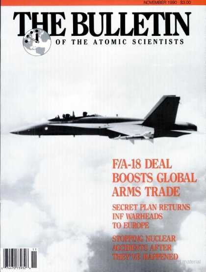 Bulletin of the Atomic Scientists - November 1990