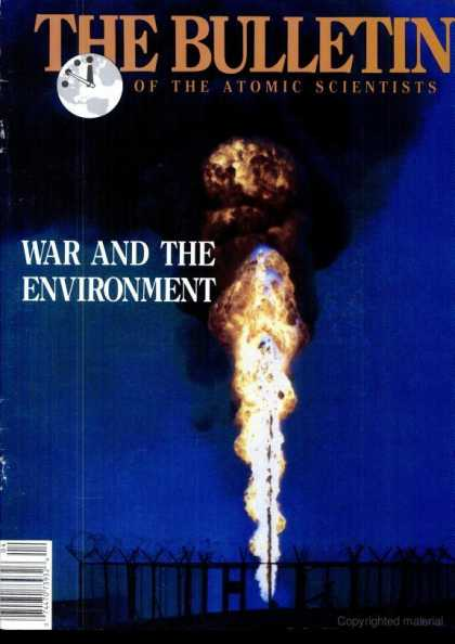 Bulletin of the Atomic Scientists - April 1991