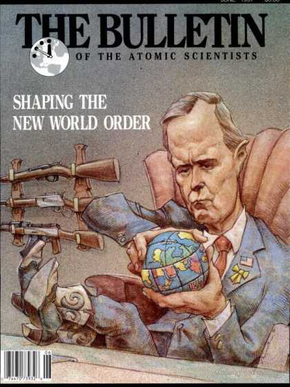Bulletin of the Atomic Scientists - June 1991