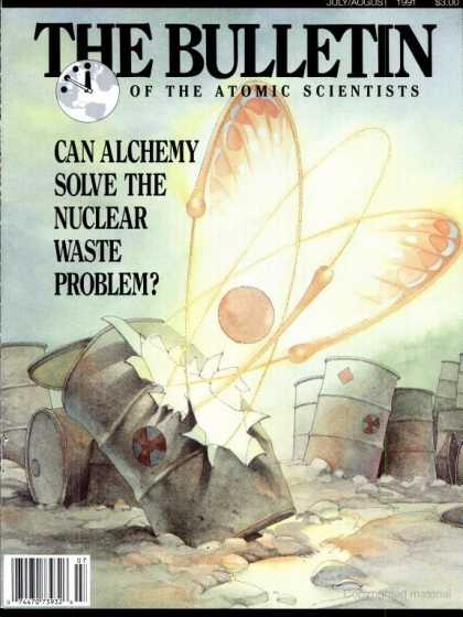 Bulletin of the Atomic Scientists - July 1991