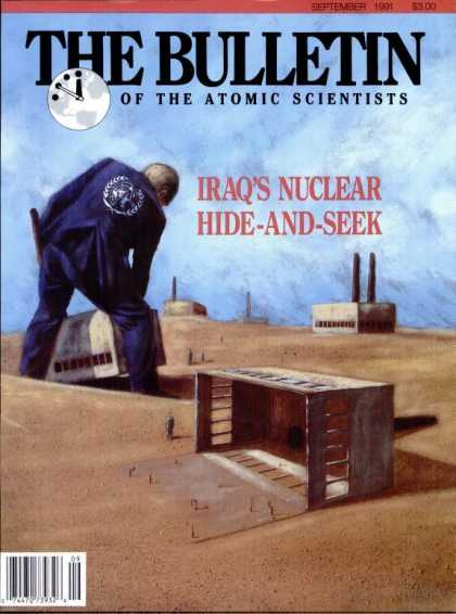 Bulletin of the Atomic Scientists - September 1991