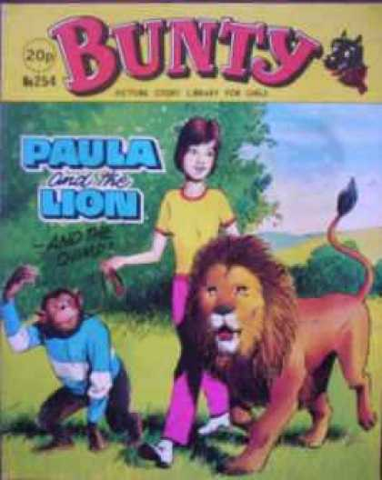 Bunty Picture Story Library 254