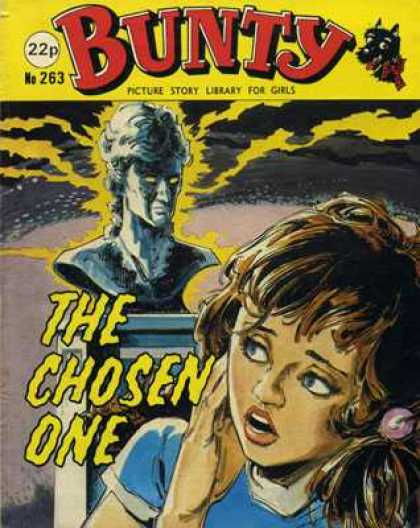 Bunty Picture Story Library 263 - Bunty - 22 - Girl - Dogs - The Chosen One