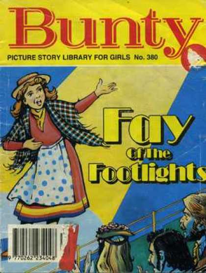 Bunty Picture Story Library 380