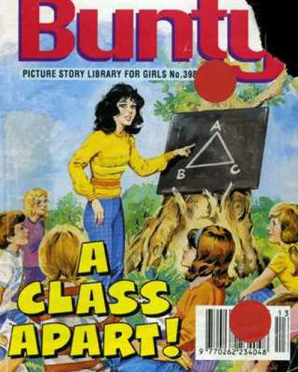 Bunty Picture Story Library 398