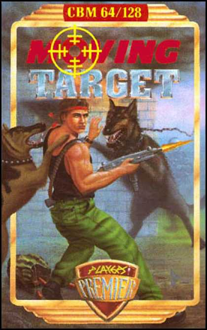 C64 Games - Moving Target