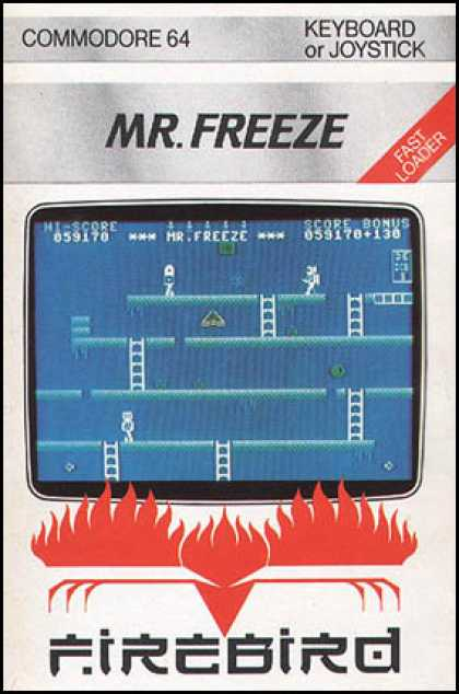 C64 Games - Mr. Freeze