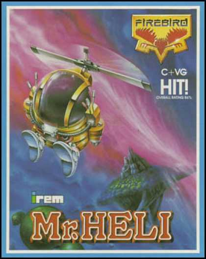 C64 Games - Mr. HELI