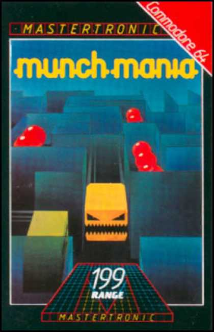 C64 Games - Munch Mania