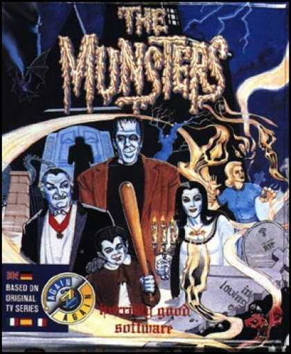 C64 Games - Munsters, The