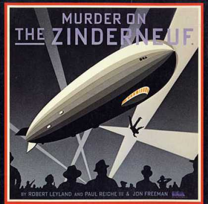 C64 Games - Murder on the Zinderneuf