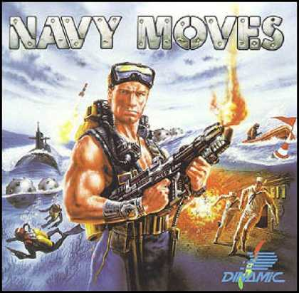 C64 Games - Navy Moves