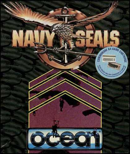 C64 Games - Navy Seals