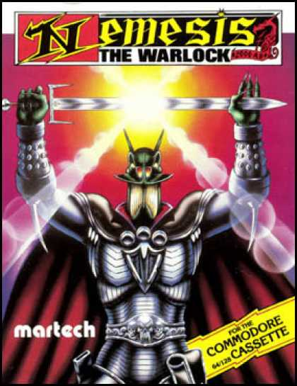C64 Games - Nemesis the Warlock