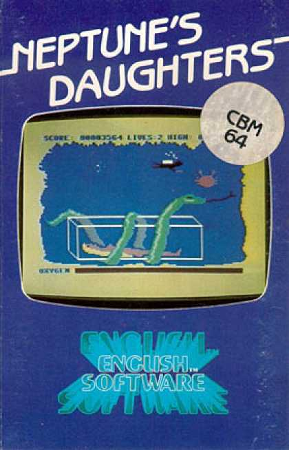C64 Games - Neptune's Daughters