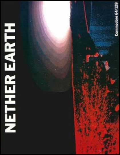 C64 Games - Nether Earth