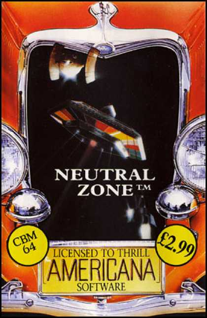 C64 Games - Neutral Zone