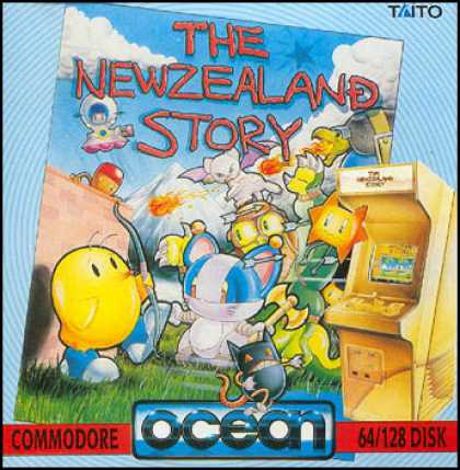 C64 Games - New Zealand Story, The