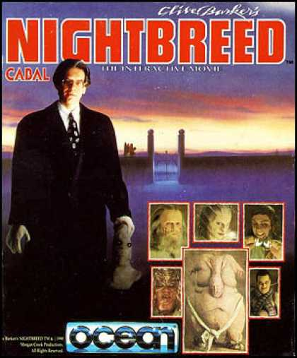 C64 Games - Nightbreed