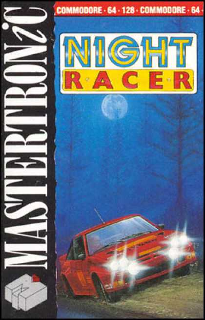 C64 Games - Night Racer